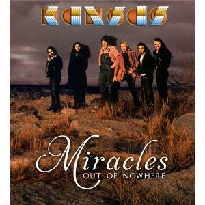 Kansas/奇跡(ミラクルズ・アウト・オブ・ノーウェア) [CD+DVD]<完全生産限定盤>[SICP-4419]