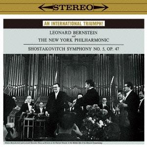 レナード・バーンスタイン/ショスタコーヴィチ:交響曲第5番 プロコフィエフ:古典交響曲<期間生産限定盤>[SICC-1791]