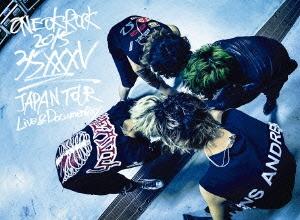 """ONE OK ROCK 2015 """"35xxxv""""JAPAN TOUR LIVE&DOCUMENTARY DVD"""