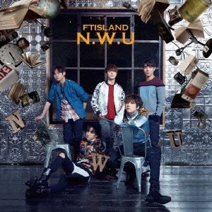 N.W.U<通常盤> CD
