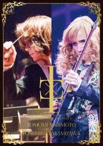 西本智実/billboard classics presents INNOVATION CLASSICS TOMOMI NISHIMOTO × TOSHIHIKO TAKAMIZAWA [Blu-ray Disc+DVD] [TYXT-10027]