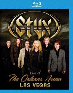 ライヴ・アット・オーリンズ・アリーナ・ラスベガス [Blu-ray Disc+SHM-CD]<限定盤> Blu-ray Disc