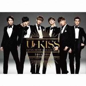 U-KISS/U-KISS JAPAN BEST COLLECTION 2011-2016 [2CD+DVD]<通常盤>[AVCD-93555B]