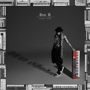 Jun. K (From 2PM)/NO SHADOW [ESCL-4805]