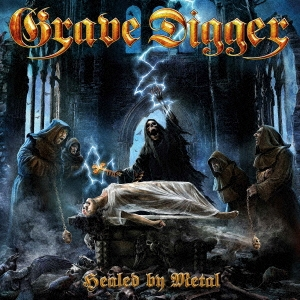 Grave Digger/ヒールド・バイ・メタル [GQCS-90255]