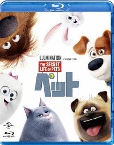 ペット Blu-ray Disc