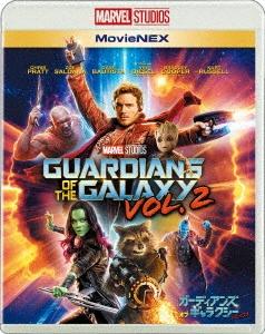 ジェームズ・ガン/ガーディアンズ・オブ・ギャラクシー:リミックス MovieNEX [Blu-ray Disc+DVD][VWAS-6513]