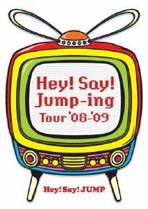 Hey!Say!Jump-ing Tour '08-'09 DVD