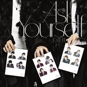 TOWER RECORDS ONLINEで買える「KAT-TUN/Ask Yourself [CD+DVD+歌詞フォト・ブックレット]<初回限定盤> [JACA-5720]」の画像です。価格は1,296円になります。