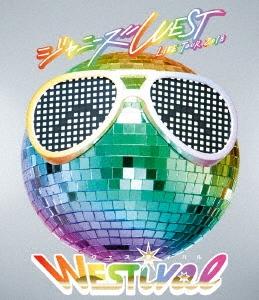 ジャニーズWEST LIVE TOUR 2018 WESTival<通常盤> Blu-ray Disc