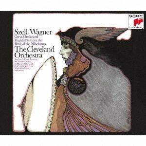 ジョージ・セル/ワーグナー:管弦楽曲集<完全生産限定盤>[SICC-10276]