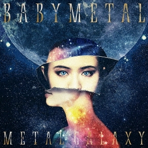 METAL GALAXY -JAPAN Complete Edition-<初回生産限定 MOON盤 - Japan Complete Edition -> CD