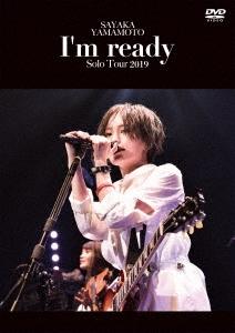 山本彩 LIVE TOUR 2019 ~I'm ready~ DVD