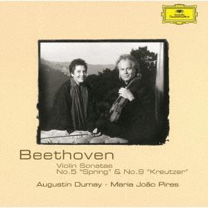 ベートーヴェン:ヴァイオリン・ソナタ第5番≪春≫・第9番≪クロイツェル≫<限定盤>