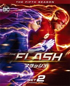 THE FLASH/フラッシュ <フィフス> 後半セット DVD