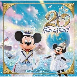 東京ディズニーシー20周年:タイム・トゥ・シャイン!ミュージック・アルバム<デラックス盤> CD