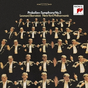 レナード・バーンスタイン/プロコフィエフ:交響曲 第1番「古典」&第5番(66年録音)<期間生産限定盤> [SICC-2202]