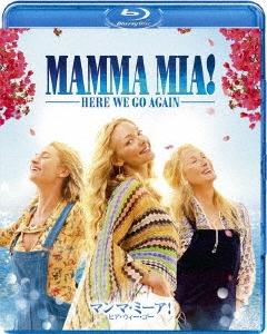 マンマ・ミーア! ヒア・ウィー・ゴー Blu-ray Disc