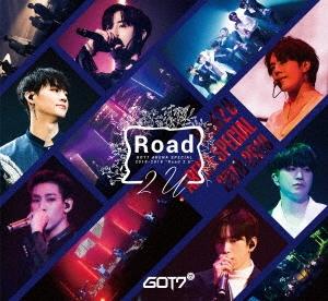 """GOT7 ARENA SPECIAL 2018-2019 """"Road 2 U"""" [2DVD+LIVEフォトブック]<初回生産限定盤> DVD"""