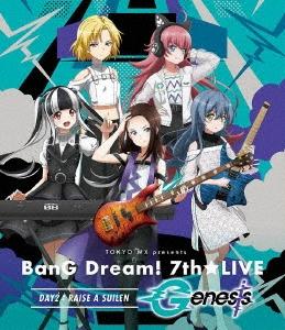 RAISE A SUILEN/TOKYO MX presents BanG Dream! 7th★LIVE DAY2:RAISE A SUILEN「Genesis」[BRMM-10232]