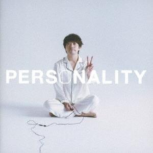 PERSONALITY<期間生産限定盤A> CD