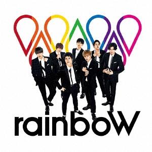 rainboW [CD+DVD+ブックレット]<初回盤A> CD