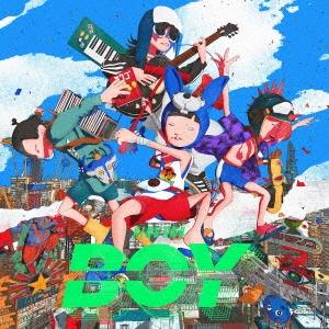 BOY [CD+Blu-ray Disc]<初回生産限定盤> 12cmCD Single