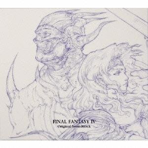 DS版 ファイナルファンタジーIV オリジナル・サウンドトラック [2CD+DVD][SQEX-10105]