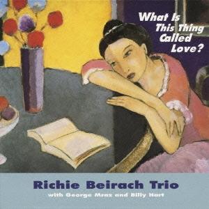 Richie Beirach Trio/恋とは何でしょう [VHCD-78090]