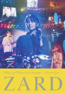 ZARD What a beautiful memory ~forever you~ DVD