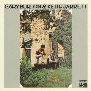 Keith Jarrett/キース・ジャレット & ゲイリー・バートン [WPCR-27043]