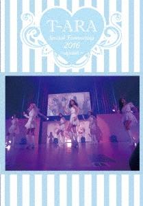 T-ARA/T-ARA Special Fanmeeting 2016〜again〜<通常盤B>[UPBH-20167]