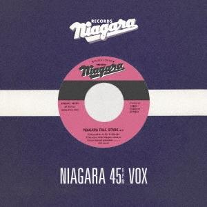 大瀧詠一/NIAGARA 45RPM VOX [7inch x9+CD]<完全生産限定盤>[SRKL-3041]