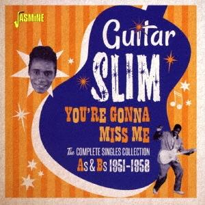 ユア・ゴナ・ミス・ミー コンプリート・シングル・コレクション AS & BS 1951-1958 CD