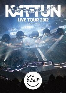 KAT-TUN LIVE TOUR 2012 Chain TOKYO DOME DVD