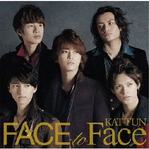 FACE to Face<通常盤> 12cmCD Single