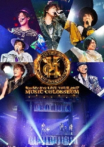 LIVE TOUR 2017 MUSIC COLOSSEUM<通常盤> DVD