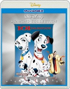 ウォルフガング・ライザーマン/101匹わんちゃん ダイヤモンド・コレクション MovieNEX [Blu-ray Disc+DVD][VWAS-5653]
