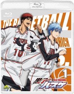 多田俊介/黒子のバスケ 3rd season 1 [Blu-ray Disc+CD]<特装限定版>[BCXA-969]