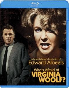 バージニア・ウルフなんかこわくない Blu-ray Disc