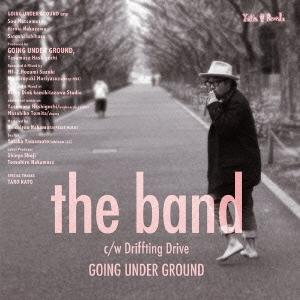 GOING UNDER GROUND/the band[XQLG-1020]