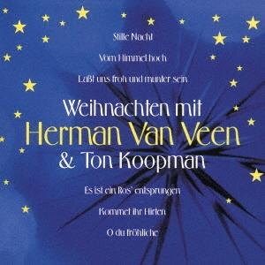トン・コープマン/クリスマス・キャロル with ヘルマン・ファン・フェーン[WPCS-16287]