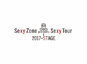 Sexy Zone presents Sexy Tour 2017~STAGE [2Blu-ray Disc+CD+スペシャル・フォトブック+オリジナルトレ Blu-ray Disc