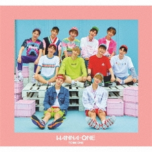 1×1=1(TO BE ONE)-JAPAN EDITION- (Pink Ver.) [CD+DVD] CD