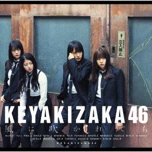欅坂46/風に吹かれても (TYPE-B) [CD+DVD] [SRCL-9583X]