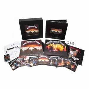 Metallica/メタル・マスター(リマスター・デラックス・ボックス・セット) [10CD+3LP+2DVD+カセット+グッズ] [UICR-9041]