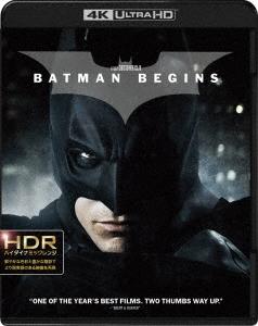 バットマン ビギンズ <4K ULTRA HD&ブルーレイセット> Ultra HD