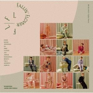 舞い落ちる花びら (Fallin' Flower) [CD+PHOTO BOOK]<通常盤> 12cmCD Single