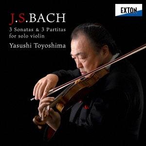J.S.バッハ:無伴奏ヴァイオリン・ソナタ&パルティータ(全曲) CD