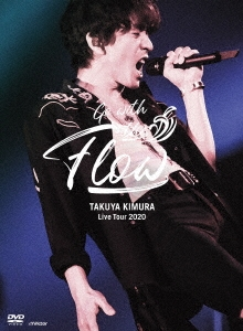 TAKUYA KIMURA Live Tour 2020 Go with the Flow [2DVD+ブックレット]<初回限定盤> DVD